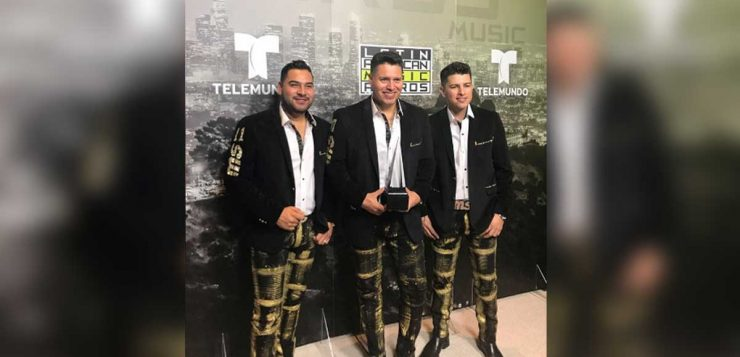 Latin American Music Awards - Banda MS