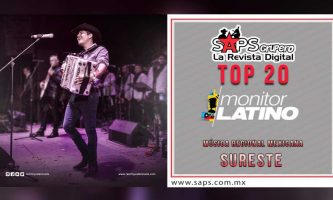 Top 20 Sureste monitorLATINO