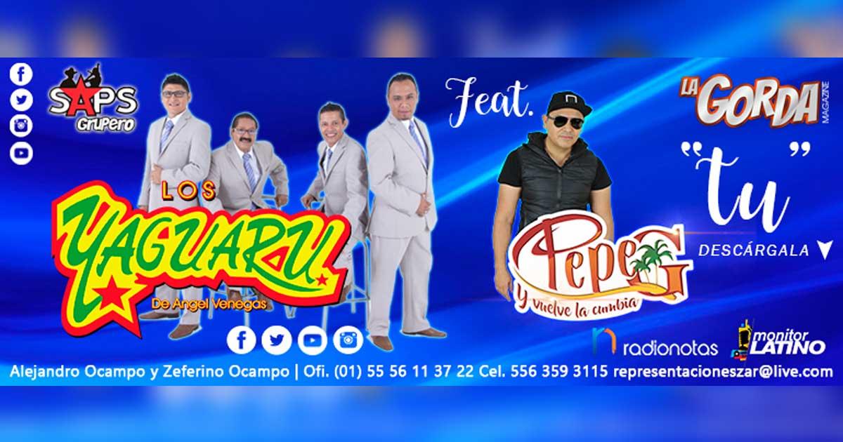 Los Yaguarú de Ángel Venegas - Pepe G