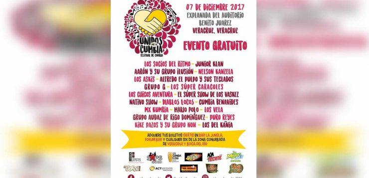 Unidos Por La Cumbia - Festival de Cumbia