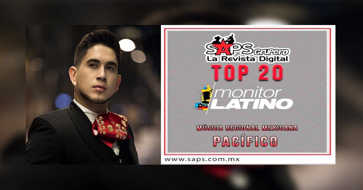 Top 20 Pacífico - monitorLATINO