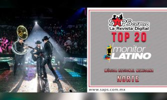 Top 20 Norte monitorLATINO