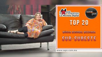 Top 20 Sureste - Scanner Sound