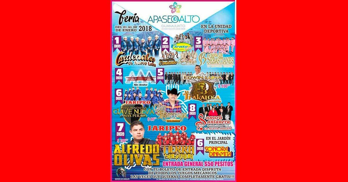 Feria de Apaseo El Alto