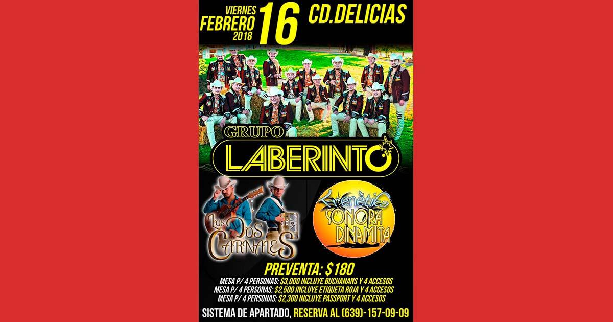 CD. Delicias
