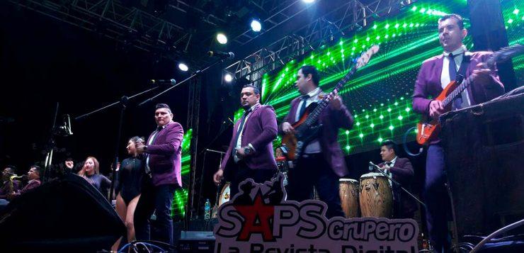 La Feria Chiapa de Corzo bailó al ritmo de Nativo Show