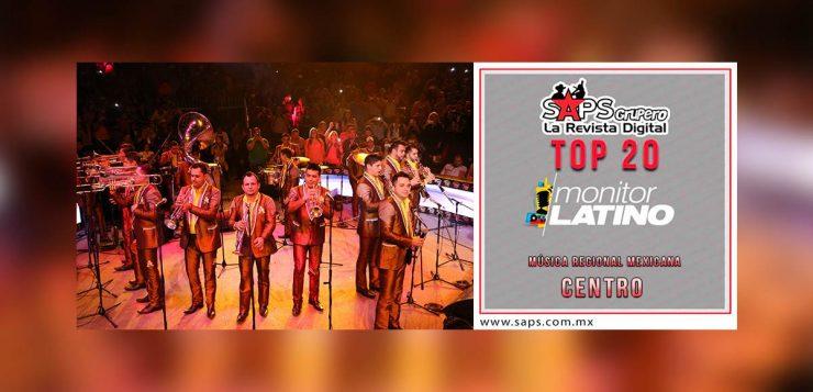 Top 20 Monitor Latino Centro