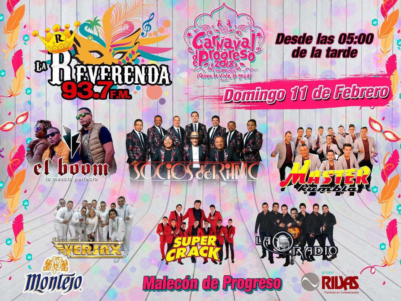 Carnaval de Progreso