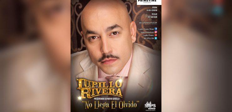 """Imágenes de sentimiento y melancolía en """"No Llega El Olvido"""" con Lupillo Rivera"""