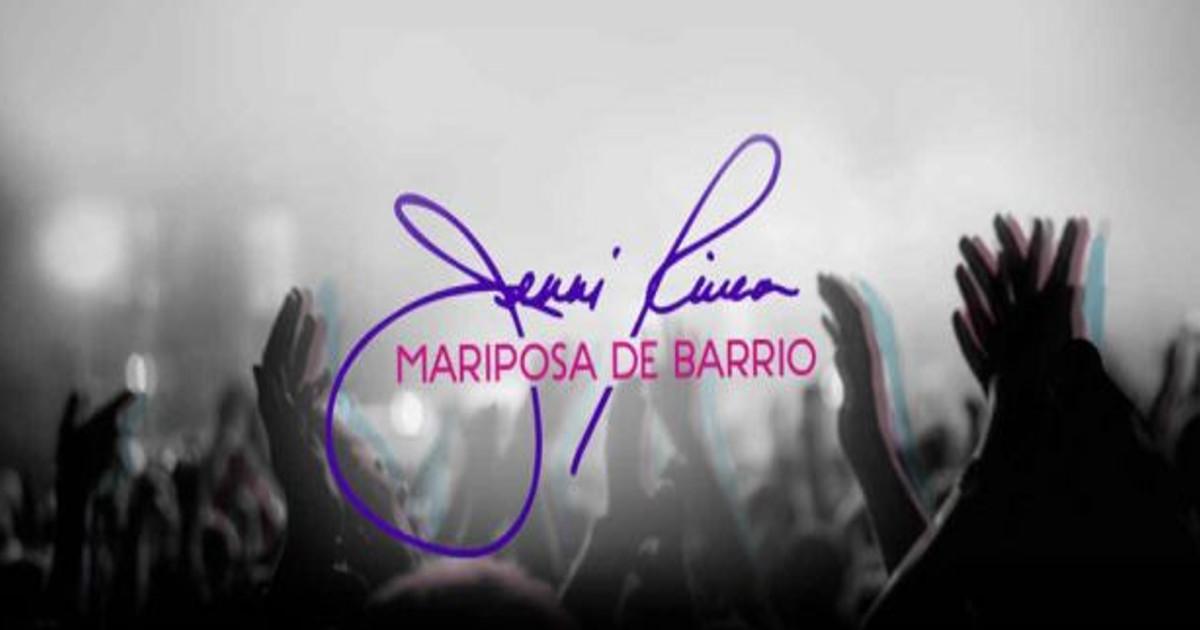 Mariposa De Barrio Jenni Rivera