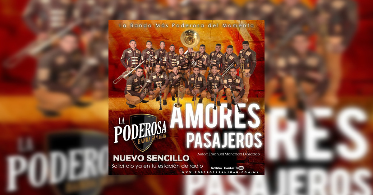 La Poderosa Banda De San Juan
