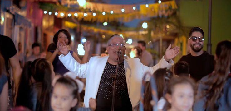 """Puro Reyes presenta el videoclip de """"Cumbia Sensacional"""""""