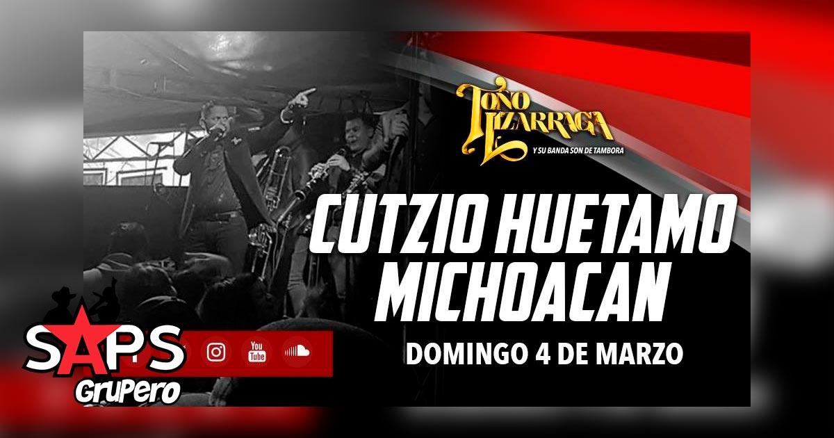 Toño Lizárraga, música