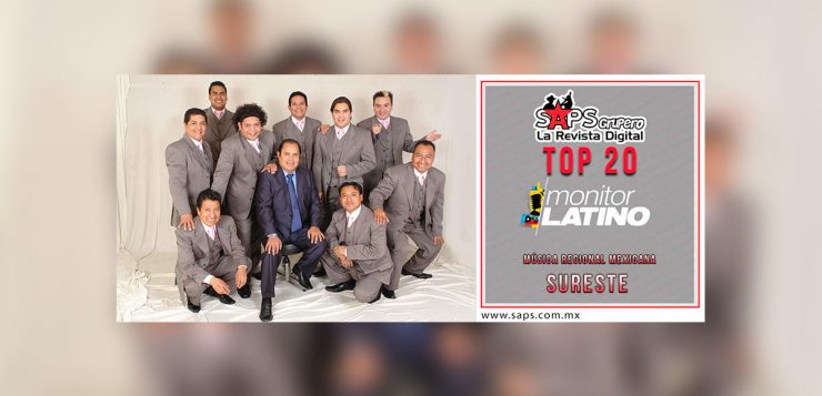 Top 20 MonitorLatino Sureste