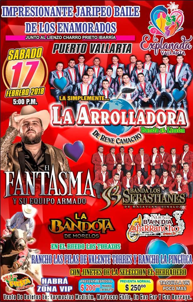 Banda Los Sebastianes, Regional Mexicano