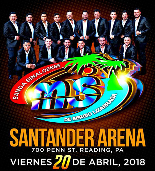 Banda MS, regional
