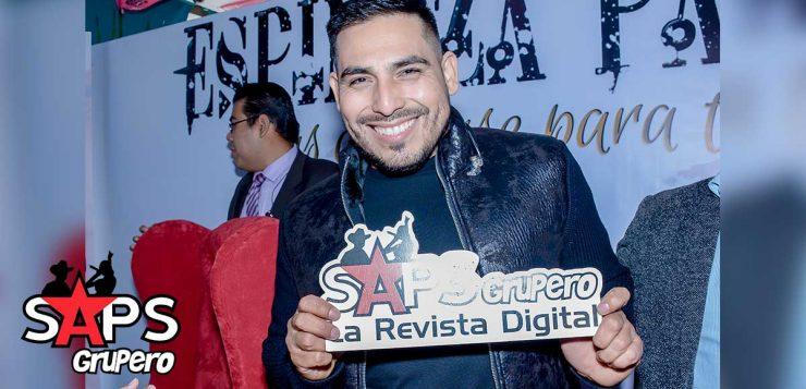 Espinoza Paz, disco