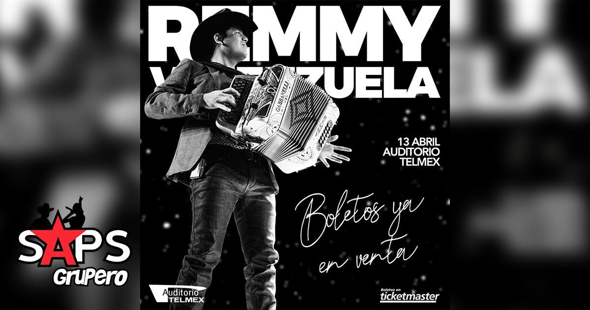 Remmy Valenzuela, Auditorio Telmex