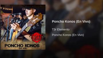 PONCHO KONOS
