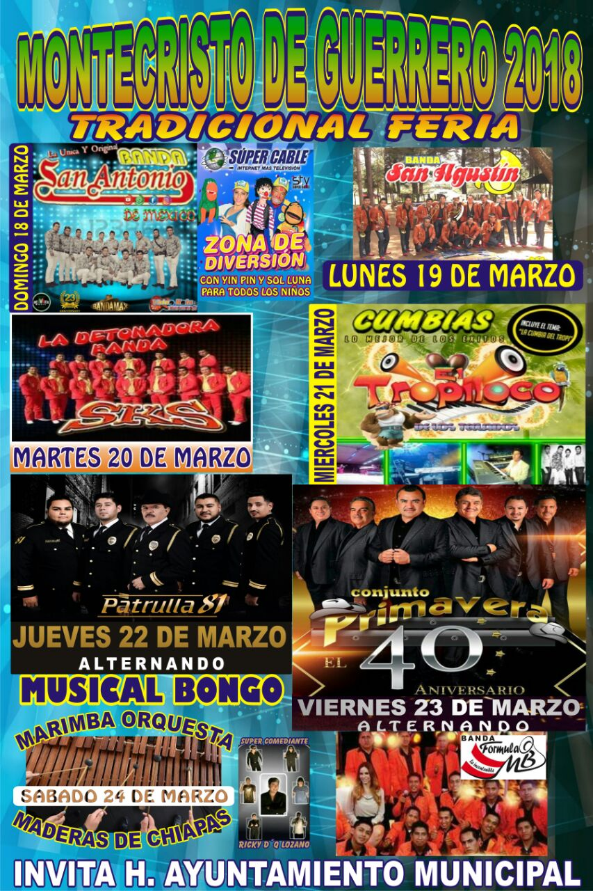 Feria de Montecristo