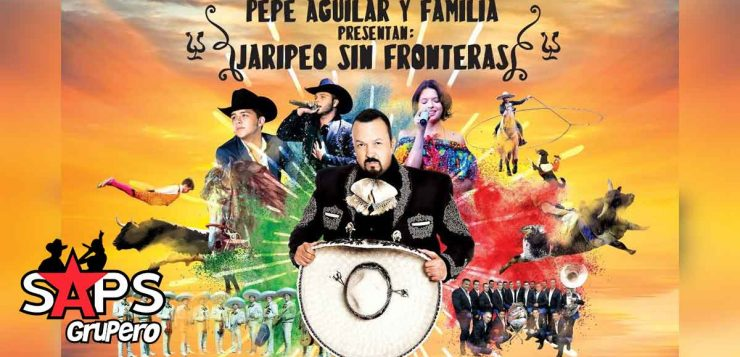 Jaripeo Sin Fronteras - Pepe Aguilar