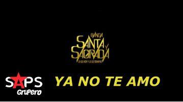 Ya No Te Amo