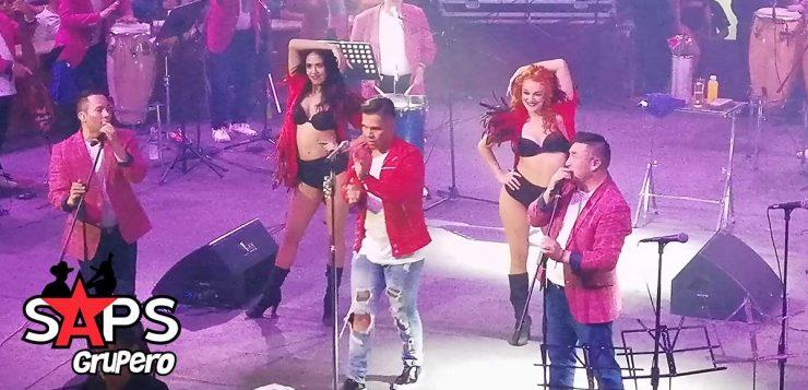Cañaveral, Carlos Sarabia y Luz María, cantan juntos en Aguascalientes