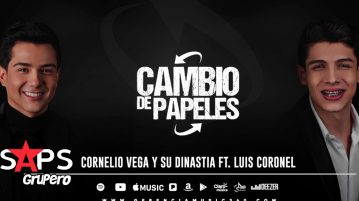 Cornelio Vega y Su Dinastía, Luis Coronel, Cambio De Papeles