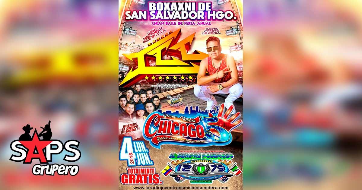 Chicago 5, Boxaxni de San Salvador