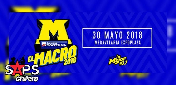 El Macro de La Mejor 93.7 FM, Aguascalientes se prepara para este 30 de Mayo