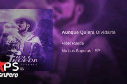 Fidel Rueda, Aunque Quiera Olvidarte