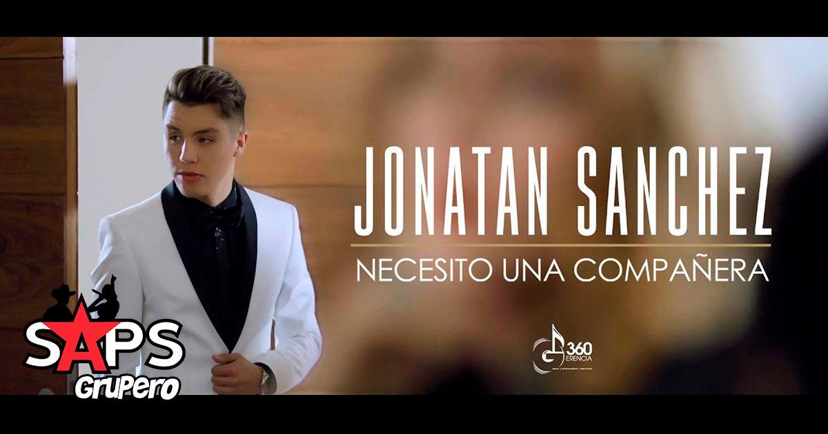 Jonatan Sánchez, Necesito Una Compañera