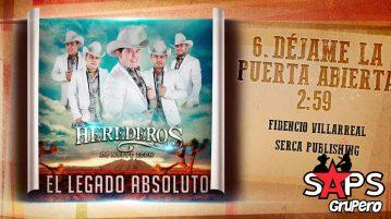 Los Herederos de Nuevo León, Déjame La Puerta Abierta
