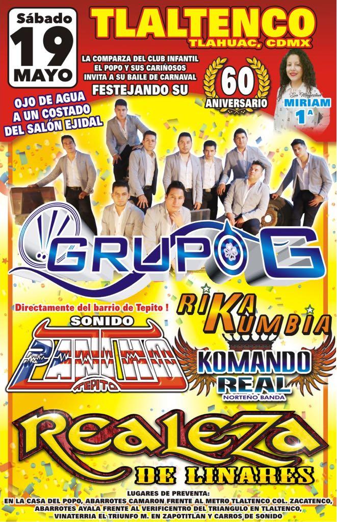 Grupo G, Tlahuac