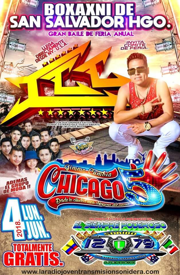 Chicago 5, San Salvador