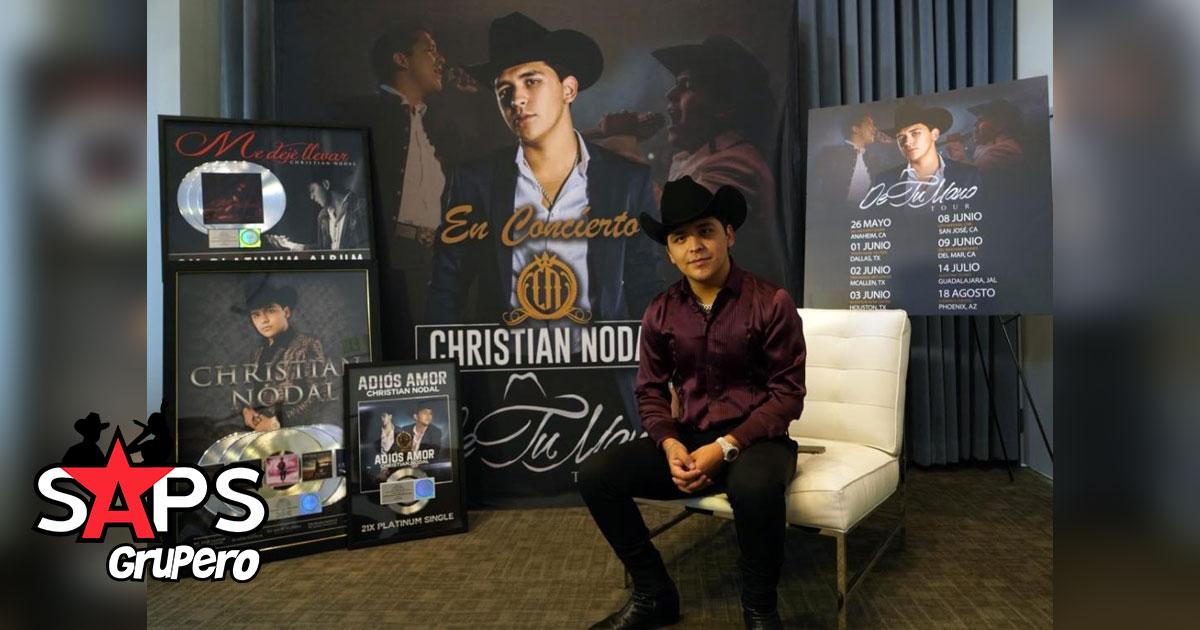 Christian Nodal
