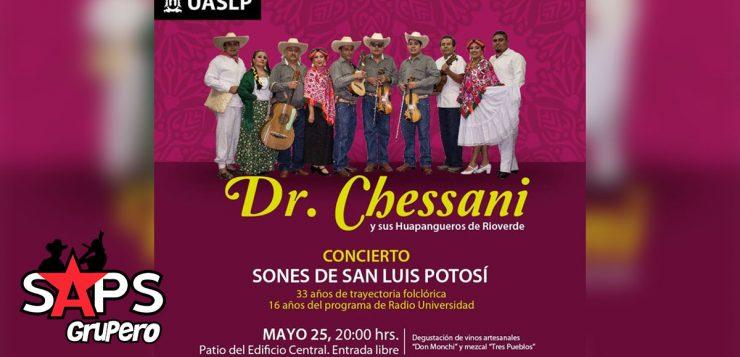 Elías Chessani y Sus Huapangueros de Rioverde