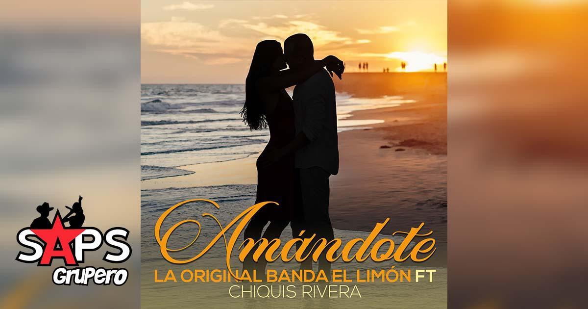 La Original Banda El Limón, Chiquis Rivera, Amándote