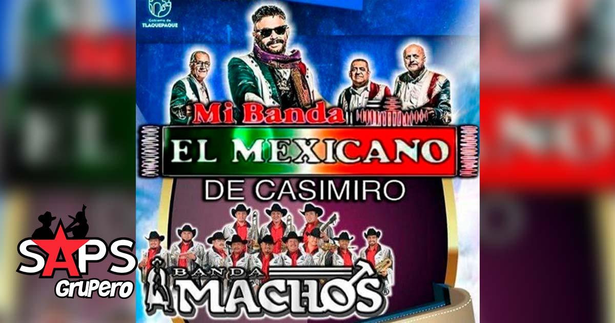Mi Banda El Mexicano, Banda Machos