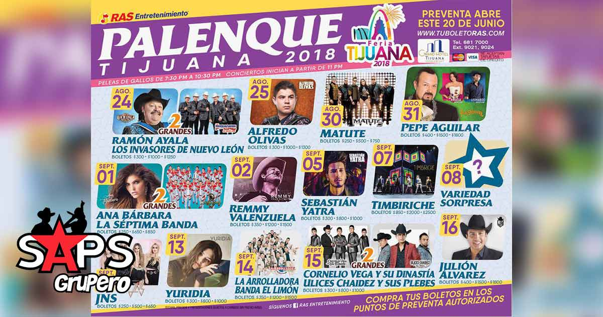 Feria Tijuana, Parque Morelos