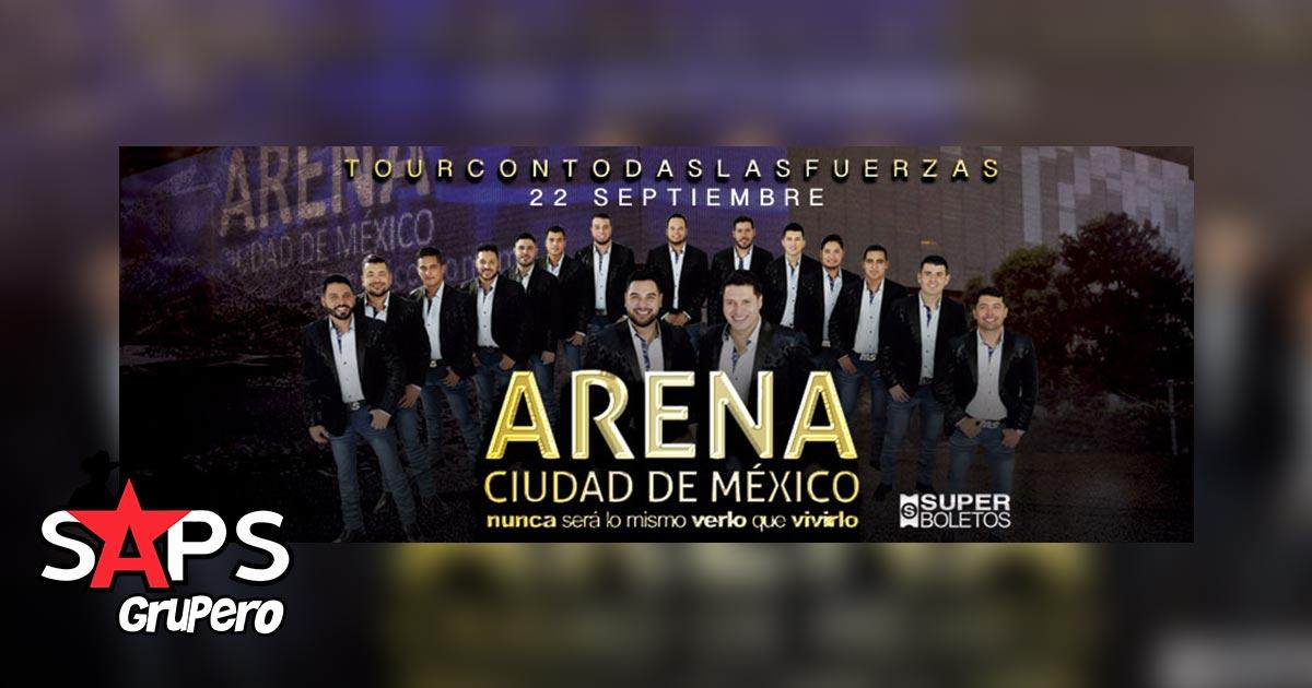MS, Arena Ciudad de México