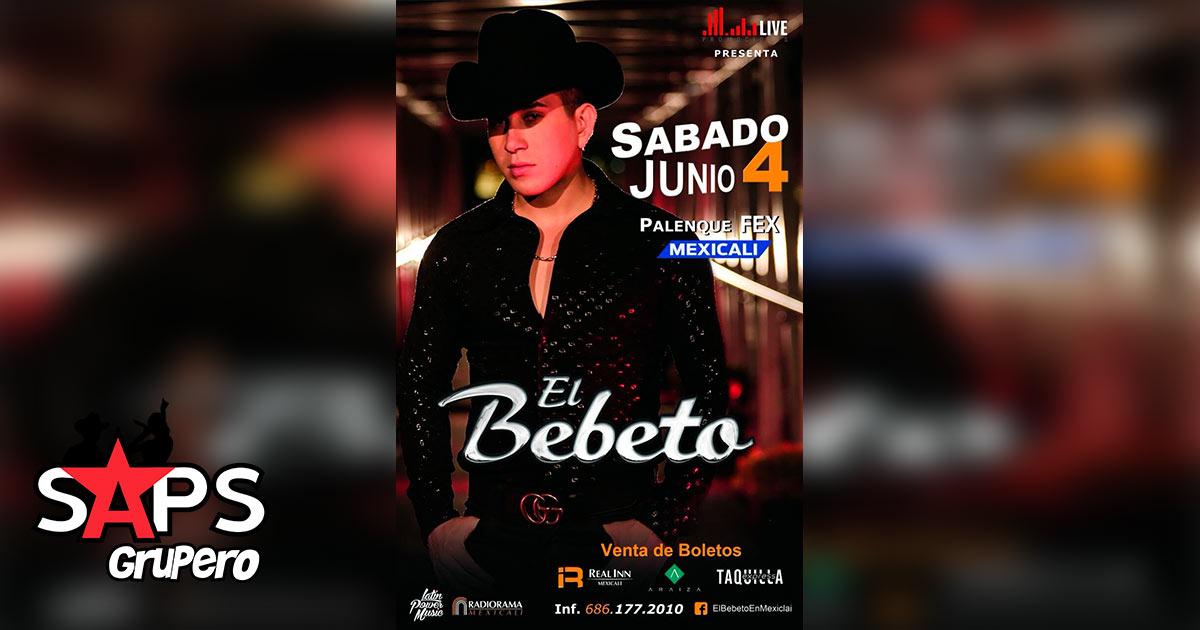 Palenque FEX, El Bebeto