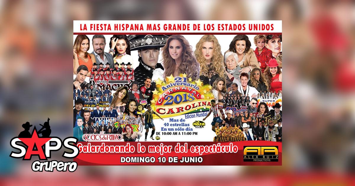Carnaval Carolina 2018