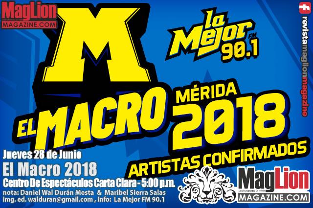 Macro, Mérida