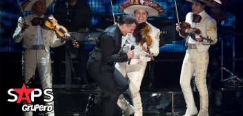 Luis Miguel con El Mariachi Sol de México dos grandes talentos juntos