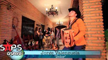 Jorge Valenzuela, Dolor