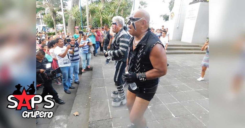 Los Súper Caracoles, EL BAILE CALLEJERO