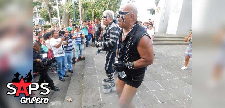Los Súper Caracoles llevan #3KMDeCumbia por Veracruz