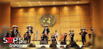 El Mariachi Vargas pone a México en alto en la ONU
