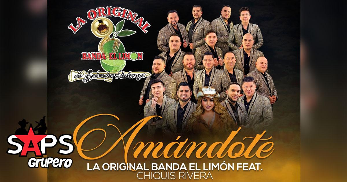 La Original Banda El Limón ft Chiquis Rivera